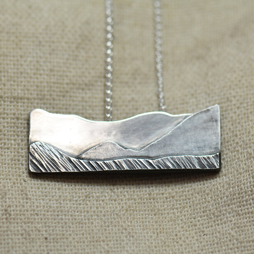 Jaws of Borrowdale Silver