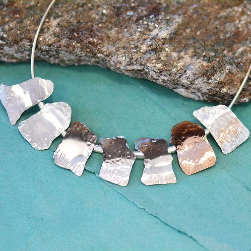Stone Circle Necklace