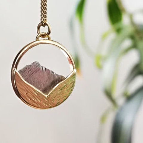 Great Gable in Gold and Platinum