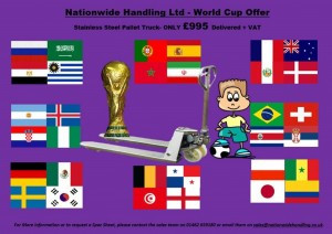 World Cup 2018 Flyer