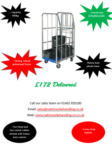 Special Offer on Brake Roll Cage