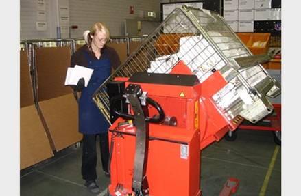 logitrans rotator lifting equipment