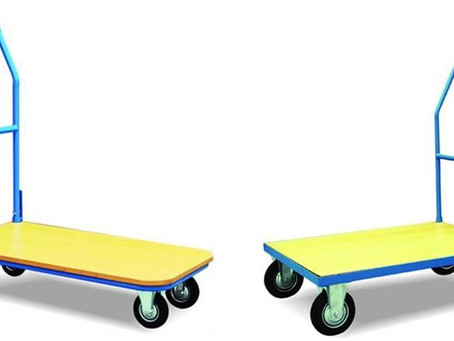 Product Feature – Platform Trolley