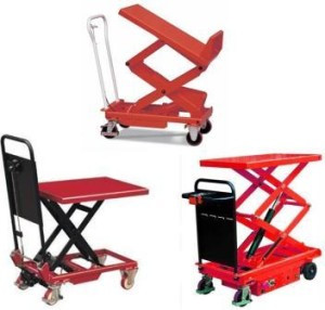 Product Feature – Lift Tables