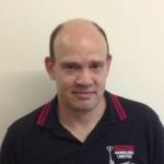 Pallet trucks service engineer Phil McGuire