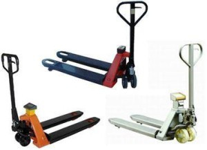 Weighscale Pallet Truck