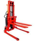 Logiflex electric straddle lifts