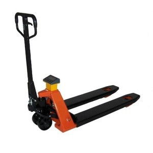 The benefits of owning a Weighscale Pallet Truck