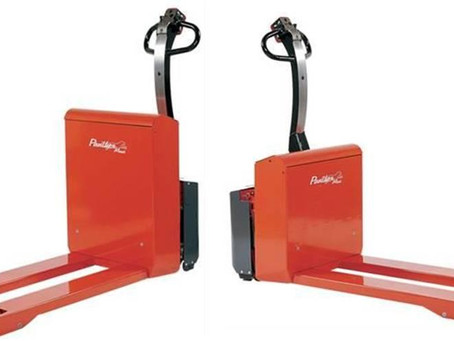 Product Feature – Logitrans Panther Powered Pallet Trucks