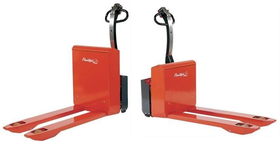 Logitrans Panther Powered Pallet Trucks