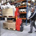 New Logitrans Twin Stacker Pallet Truck Launched