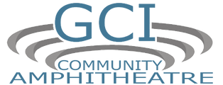 GCI Community Amphitheatre Logo - NEW -