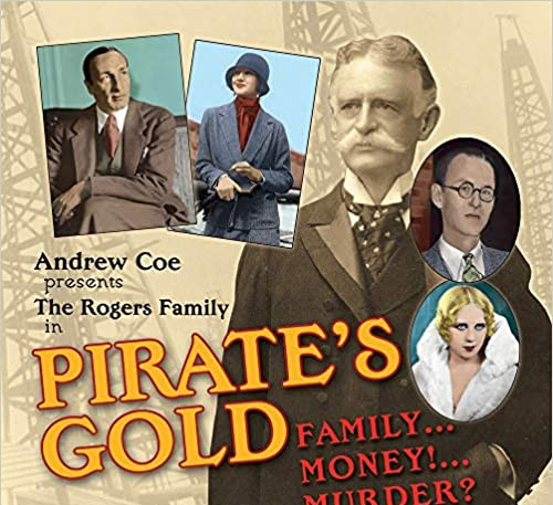 Andrew Coe book talk on November 15th, registration required.