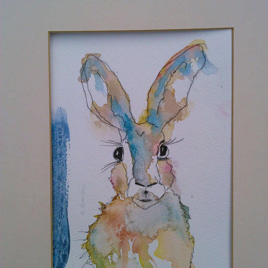 Easter Bunny Dai Morris
