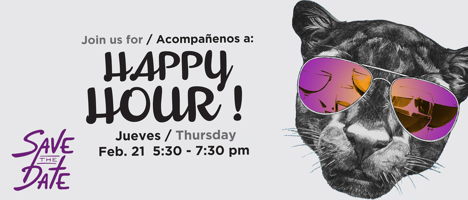 TECA Parent Happy Hour - Feb. 21st