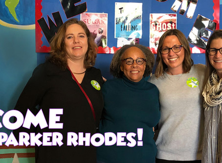 TECA Welcomes Author Jewell Parker Rhodes