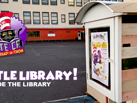 TECA Welcomes New Little Free Library!