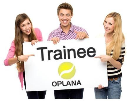 Positivt mottagande av Oplanas trainee-koncept.