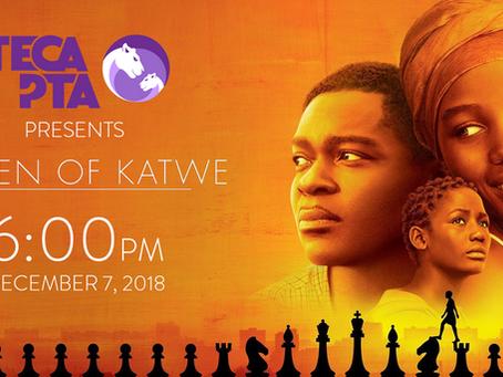 TECA PTA Movie Night! December 7, 2018