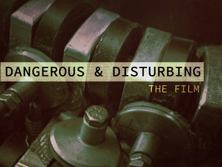 JUST LAUNCHED: DANGEROUS & DISTURBING FB PAGE!