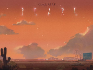 Google Spotlight Stories' 'Pearl' Wins Big!