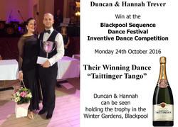 Taittinger Tango