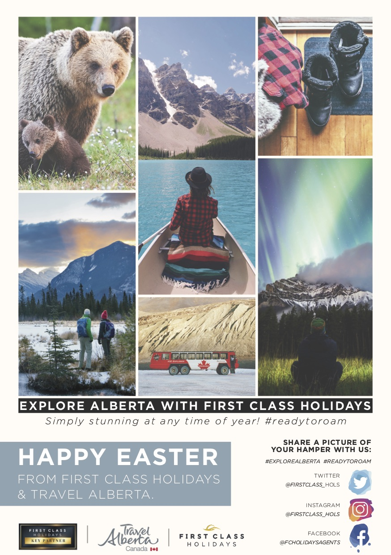Explore Alberta - Flyer