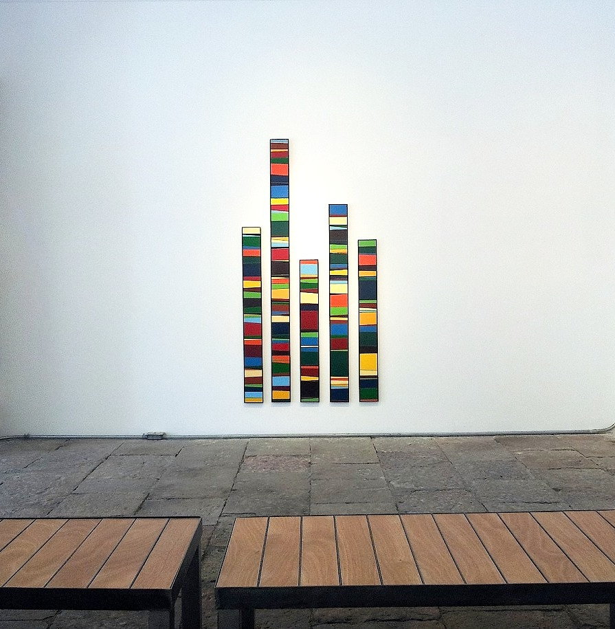 'Mapping the Territory' (installation view)  Skot Foreman Gallery, MX