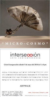 Micro Cosmo (group exhibition details)