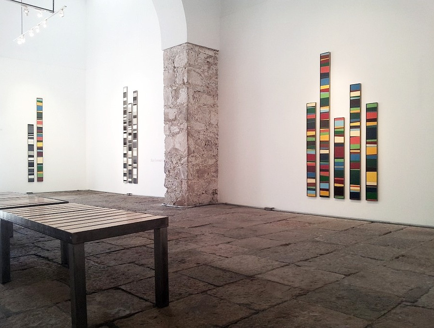 'Mapping the Territory' (installation view)