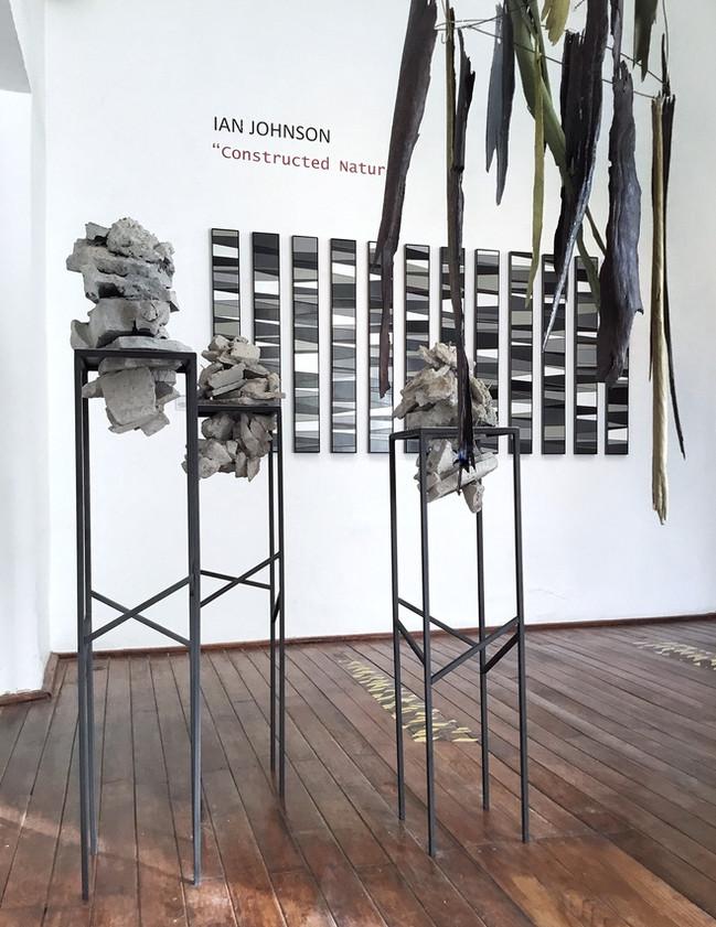 Exhibition (solo):  'Constructed Nature' Interseccion Arte Contemporaneo, SMA, MX 2nd February - April 2019