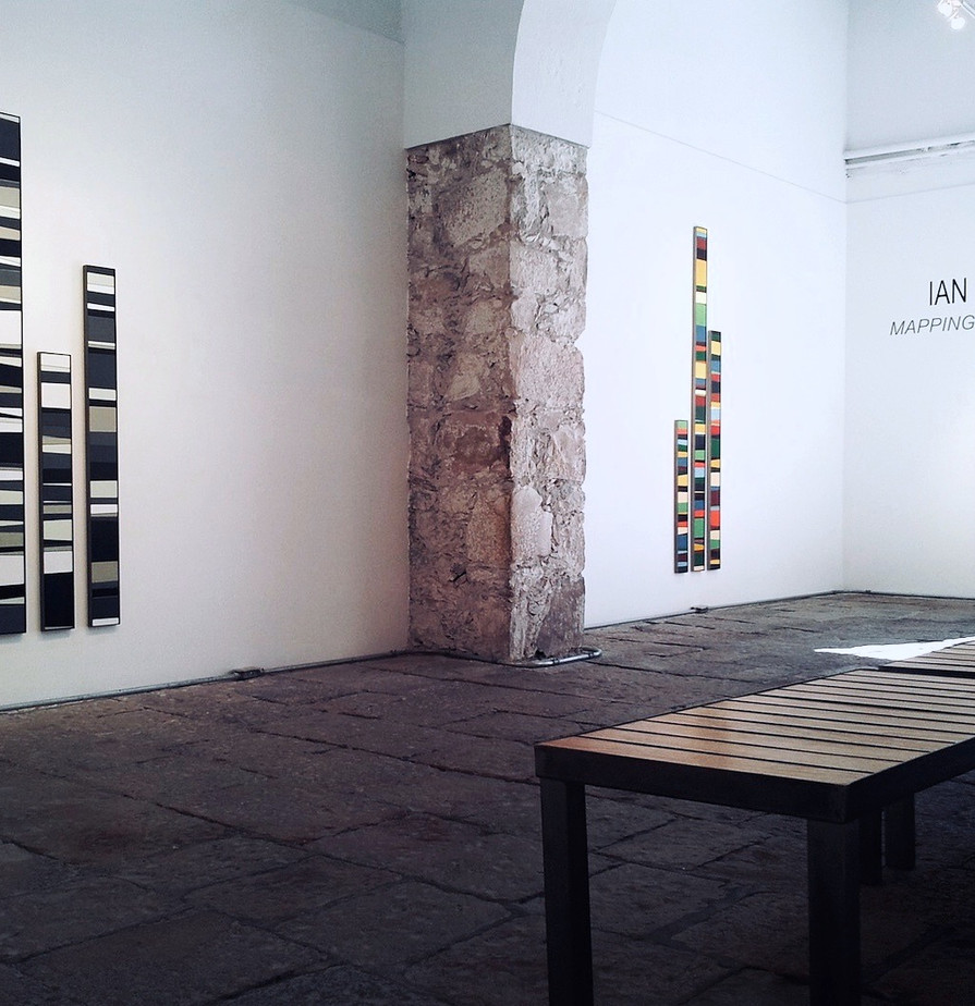 (solo) exhibition: Mapping the Territory   Skot Foreman Gallery, MX Nov - Jan 2013/4