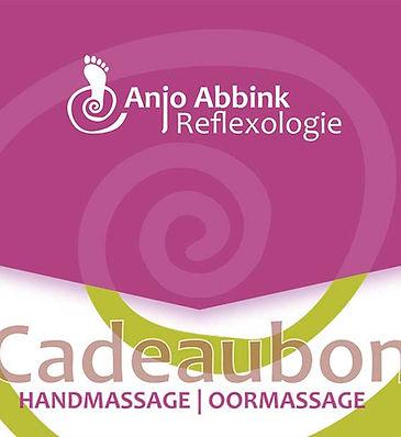 Cadeaubon reflexzonetherapie