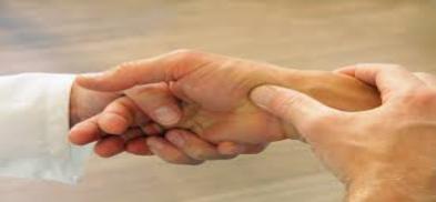Handmassages, je reikt iets aan en krijgt veel terug!