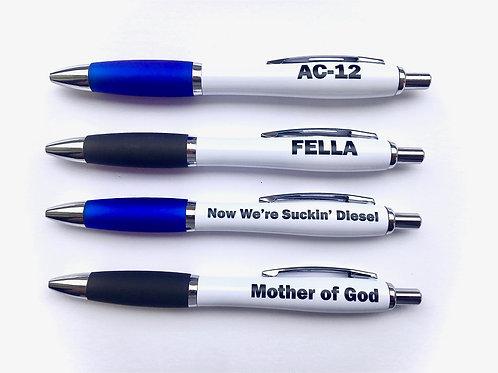 LOD Themed Pens