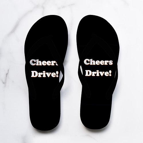 Cheers Drive Flip Flops