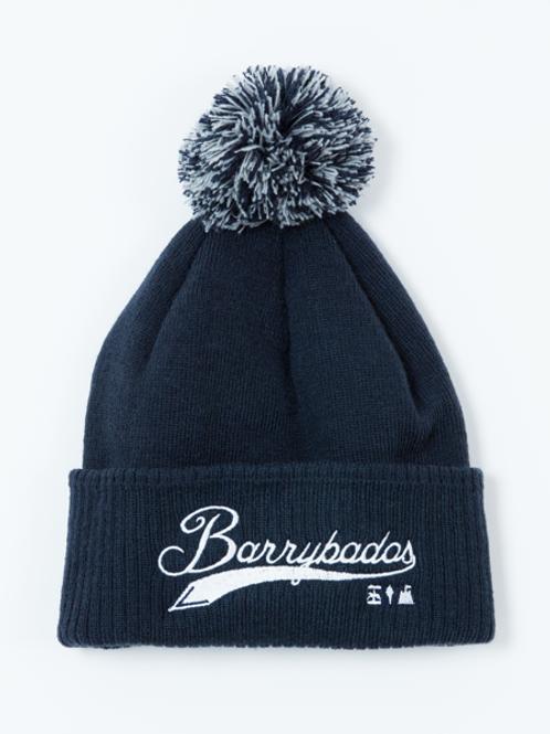 Beanie Hat - Navy