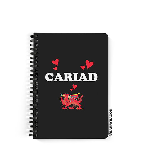Cariad Notebook