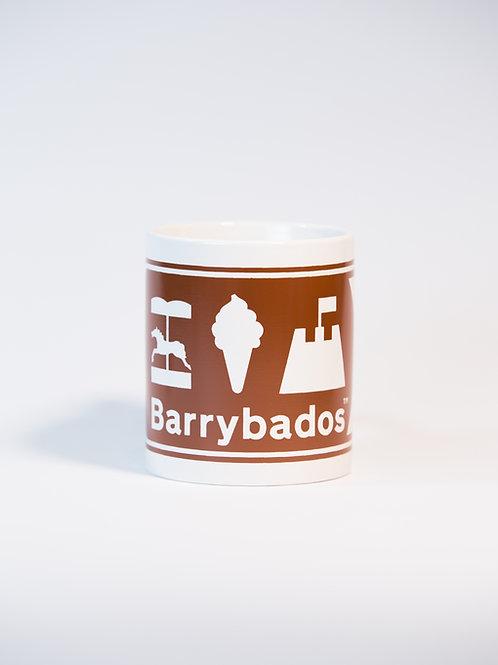 Barrybados Mug