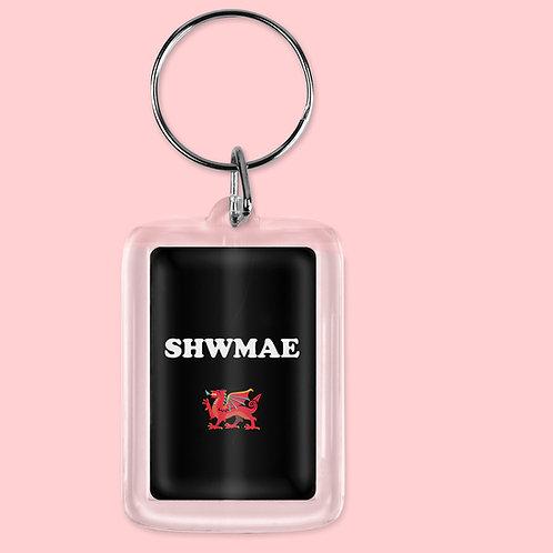 Shwmae Keyring
