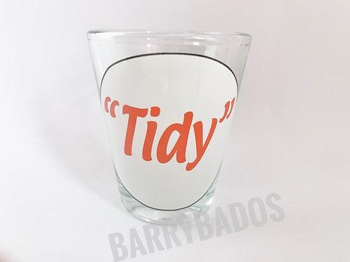 Tidy Shot Glass