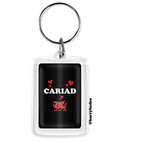 Caraid Keyring
