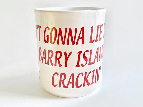 Barry Island's Crackin' Mug