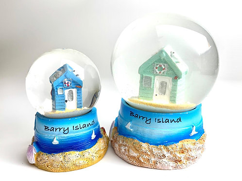 Barry Island Snow Globes