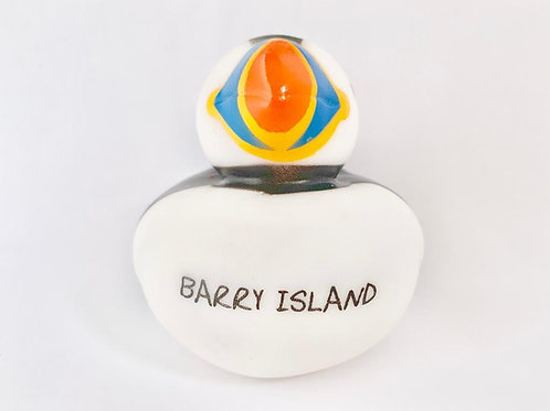 Barry Island Puffin Bath Toy