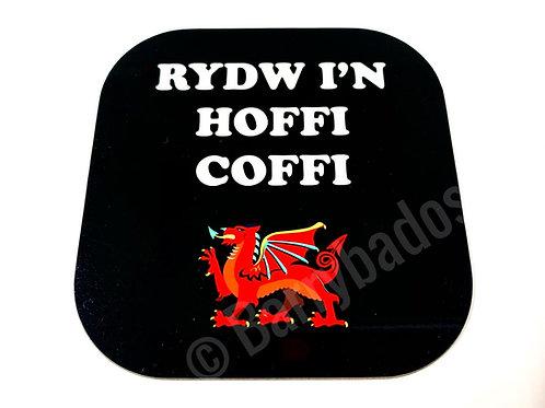 Hoffi Coffi Coaster