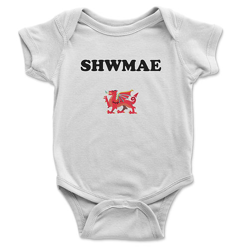 Shwmae Baby Vest