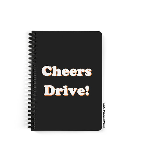 Cheers Drive Notebook