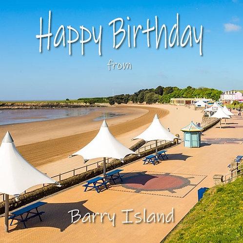 Barry Island Card - BC2