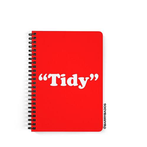 Tidy Notebook